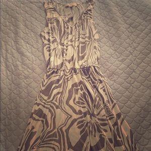 NWT Ann Taylor Loft Hibiscus Dress 🌺